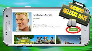 { **Fortnite Android App** } Epic mobile app download free for android by play store ( fortnite.com/android )