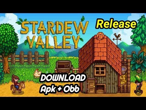 Stardew Valley Apk 1.01 Download Free For Android, ios and Pc windows