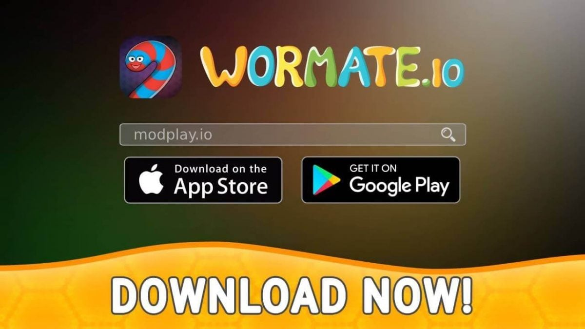 Wormate.io Mod Apk Download Free For Android, ios & Pc 2020