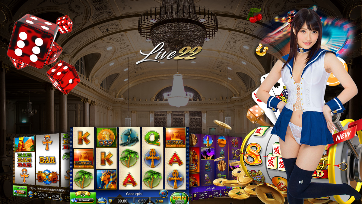 Free slots machines games online for fun