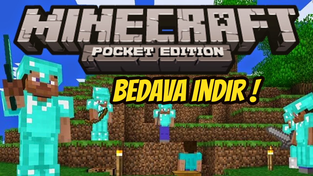 Minecraft Apk indir { Download } For Android. ios & Pc { v1.14.1.2 Apk }